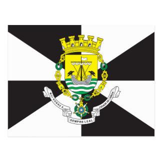リスボンの旗 ポストカード