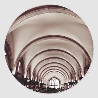 リスボンの海上博物館 ラウンドシール