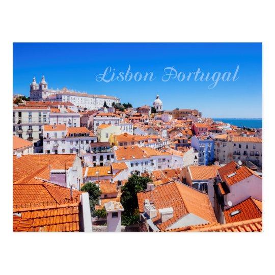 リスボンポルトガル ポストカード