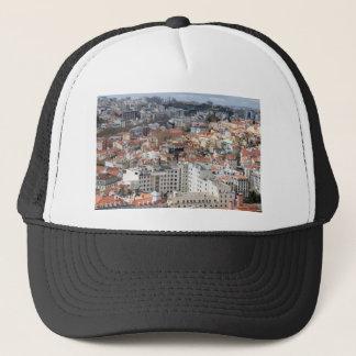 リスボン都市スカイライン キャップ