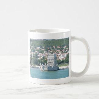 リスボン、ポルトガル コーヒーマグカップ