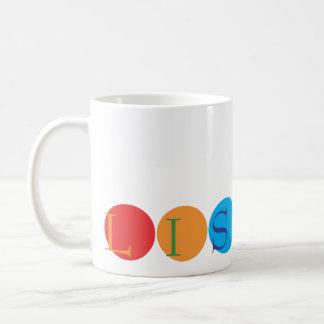 リスボン/リスボンのマグ コーヒーマグカップ
