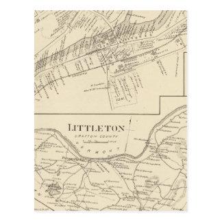 リスボン、Littleton ポストカード
