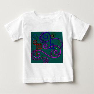 """リズのお気に入りのな単語""""meh """" ベビーTシャツ"""