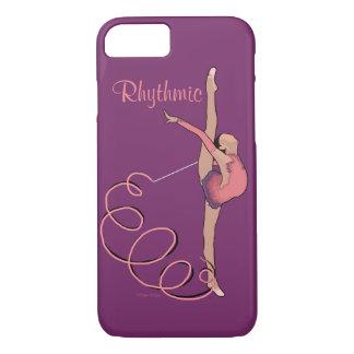 リズミカルなリボンIの電話6箱 iPhone 7ケース
