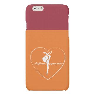 リズミカルな体操のiPhoneカバー マットiPhone 6ケース