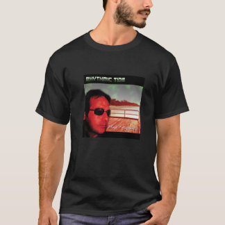 リズミカルな潮-心はTシャツを分解します Tシャツ