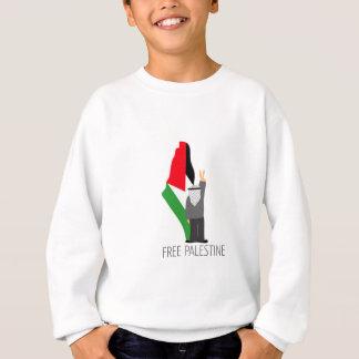 リターンの権利の自由なパレスチナ スウェットシャツ