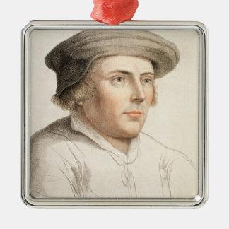 リチャードの金持ち、最初Rich (c.1496-1567)男爵のengra メタルオーナメント