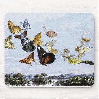 リチャードDoyle 1870年著妖精のプリント マウスパッド
