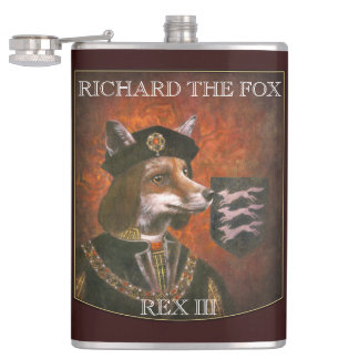 リチャードThird Fox王のフラスコ フラスク