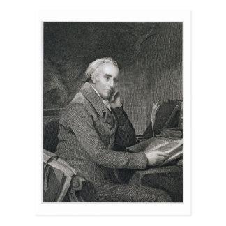 リチャードW. Dodson (1812年が刻むベンジャーミンの突進 ポストカード