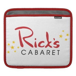 リックのキャバレーのiPadの袖 iPadスリーブ