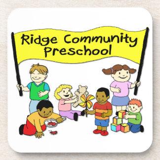 リッジのコミュニティ幼稚園 コースター