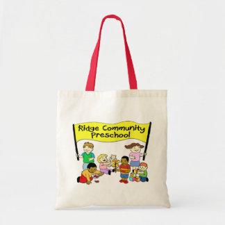 リッジのコミュニティ幼稚園 トートバッグ