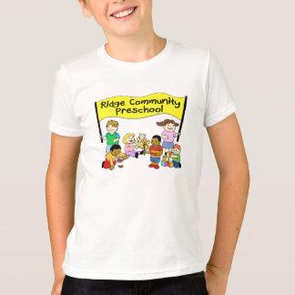 リッジのコミュニティ幼稚園 Tシャツ