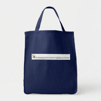 リッチモンドの教育の庭及びApiaryの市場のトート トートバッグ