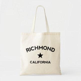 リッチモンドカリフォルニア トートバッグ