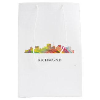 リッチモンドヴァージニアのスカイラインWB1 - ミディアムペーパーバッグ