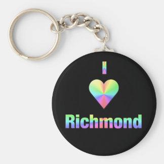 リッチモンド -- パステル キーホルダー