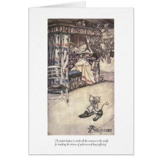 リップ・ヴァン・ウィンクル: 忍耐の美徳 カード