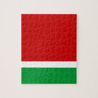 リトアニアSSRの旗- Lietuvos TSR Veliava ジグソーパズル