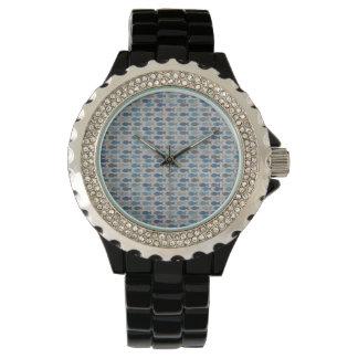 リネン魚 腕時計