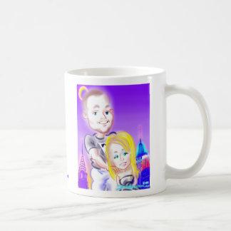 リハーサルの夕食の風刺漫画のマグ12a コーヒーマグカップ