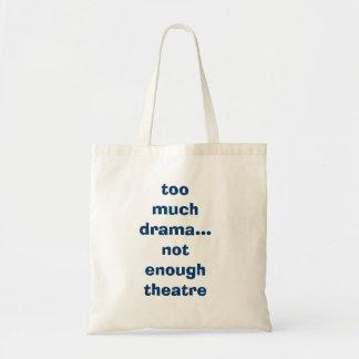 リハーサルへ物を強く引くための俳優のバッグ トートバッグ