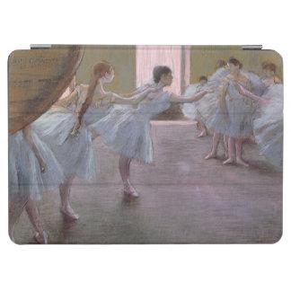 リハーサル1875-1877年のエドガー・ドガ のダンサー iPad AIR カバー