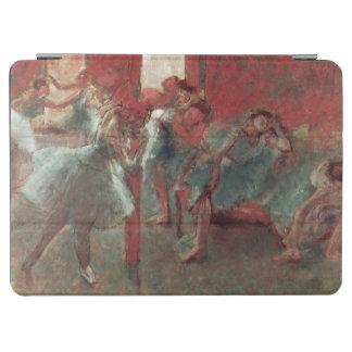 リハーサル1895-98年のエドガー・ドガ のダンサー iPad AIR カバー