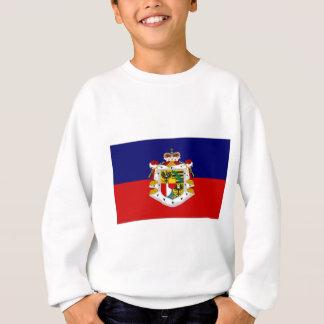 リヒテンシュタインの州の旗 スウェットシャツ