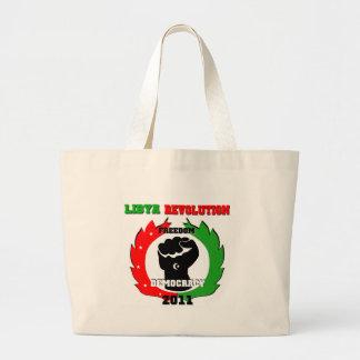 リビアの改革 ラージトートバッグ