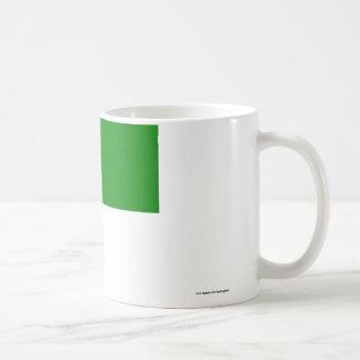 リビアの旗 コーヒーマグカップ