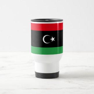 リビアの旗 トラベルマグ