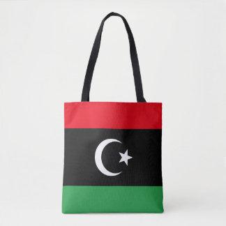 リビアの旗 トートバッグ