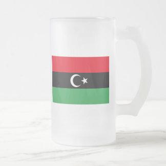 リビア フロストグラスビールジョッキ