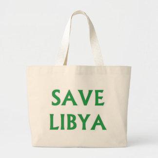 リビア-保存リビア ラージトートバッグ
