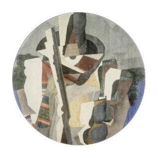"""リベラの""""Zapataスタイルの景色""""のまな板 カッティングボード"""