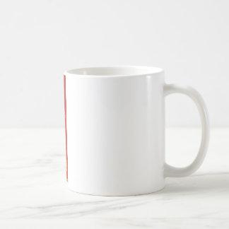 リボン-第1場所 コーヒーマグカップ
