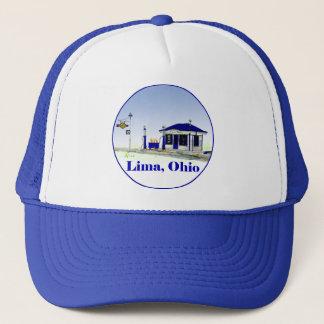 リマ、オハイオ州 キャップ