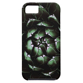 リュウゼツランのサボテンの穹窖のVibeのiPhone 5の場合 iPhone SE/5/5s ケース