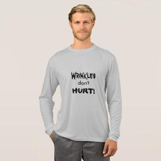 リラックスして下さい-しわは傷つきません Tシャツ