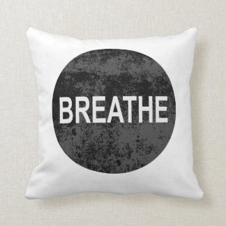 リラックスしますヨガの黙想のギフトの枕を呼吸して下さい クッション