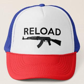 リロードのカラシニコフ自動小銃の帽子 キャップ