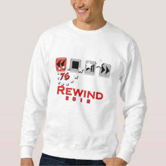 リワインド2012年 スウェットシャツ