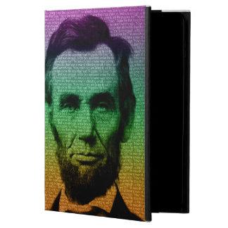 リンカーンの虹のIpadの空気箱 iPad Airケース