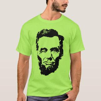 リンカーンのTシャツのまばたき Tシャツ