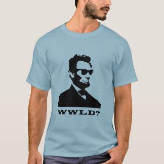 リンカーンは何をしますか。 Tシャツ
