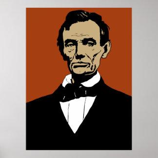 リンカーン大統領 ポスター